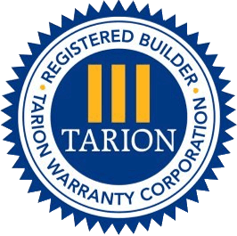 Tarion logo features page